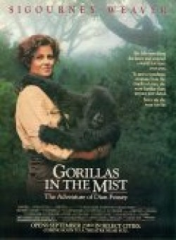 Another movie Gorillas in the Mist: The Story of Dian Fossey of the director Michael Apted.