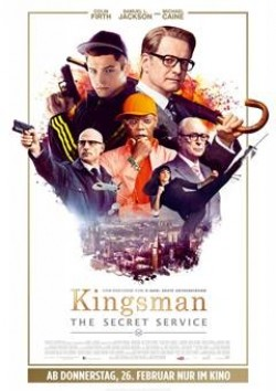 Kingsman: The Secret Service movie cast and synopsis.