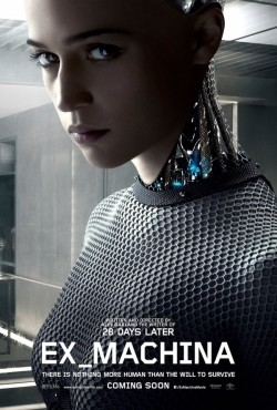Ex Machina movie cast and synopsis.