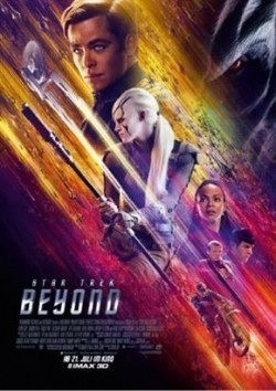 Star Trek Beyond - latest movie.