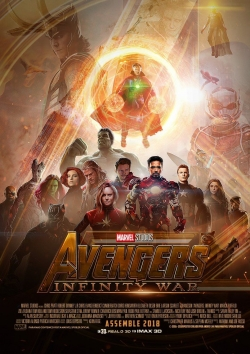 Avengers: Infinity War. Part I - latest movie.