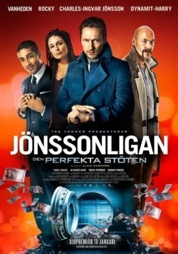 Jönssonligan - Den perfekta stöten movie cast and synopsis.