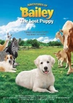 Adventures of Bailey: The Lost Puppy movie cast and synopsis.