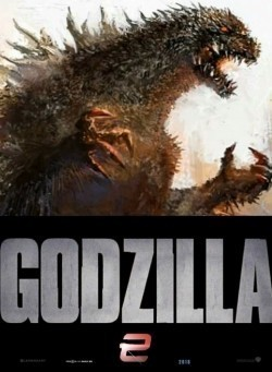 Another movie Godzilla 2 of the director Gareth Edwards.
