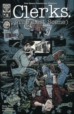 Clerks: The Lost Scene movie cast and synopsis.