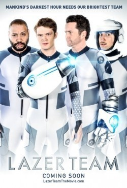 Lazer Team movie cast and synopsis.