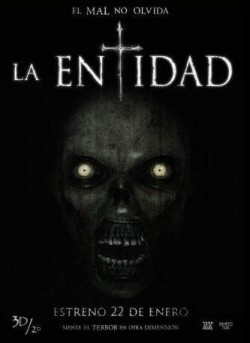 La Entidad movie cast and synopsis.