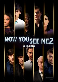 Another movie Now You See Me 2 of the director Jon Chu.