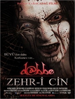 Dabbe: Zehr-i Cin movie cast and synopsis.