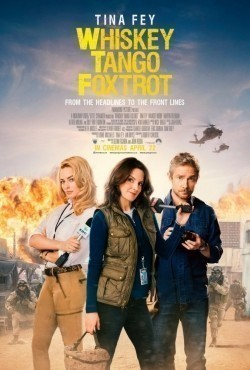 Whiskey Tango Foxtrot movie cast and synopsis.