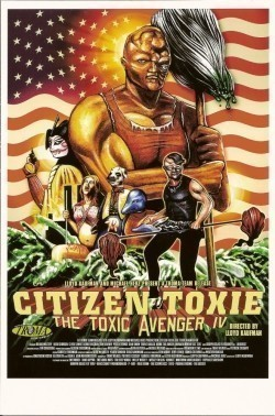 Citizen Toxie: The Toxic Avenger IV movie cast and synopsis.