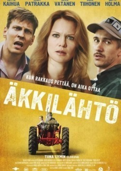 Äkkilähtö movie cast and synopsis.