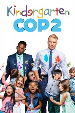 Kindergarten Cop 2 movie cast and synopsis.