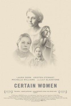 Certain Women movie cast and synopsis.