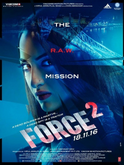 Force 2 movie cast and synopsis.