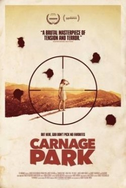 Carnage Park movie cast and synopsis.