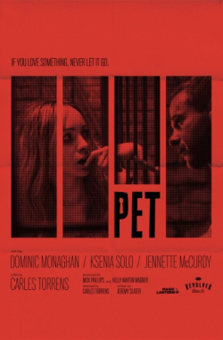Pet movie cast and synopsis.