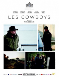 Les cowboys movie cast and synopsis.
