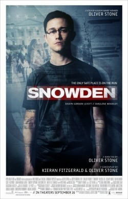 Snowden movie cast and synopsis.