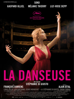 La danseuse movie cast and synopsis.