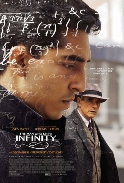 The Man Who Knew Infinity movie cast and synopsis.