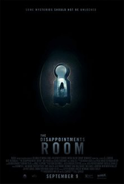 The Disappointments Room movie cast and synopsis.