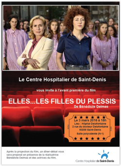 Elles... Les filles du Plessis movie cast and synopsis.