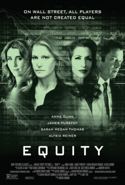 Equity with Margaret Colin.