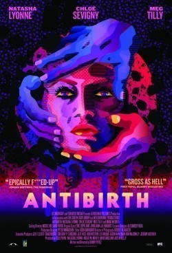 Antibirth movie cast and synopsis.