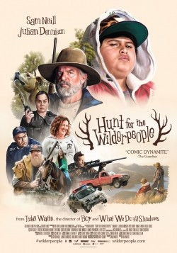 Hunt for the Wilderpeople movie cast and synopsis.