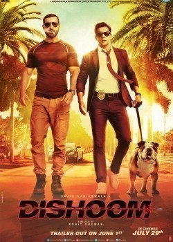 Dishoom movie cast and synopsis.