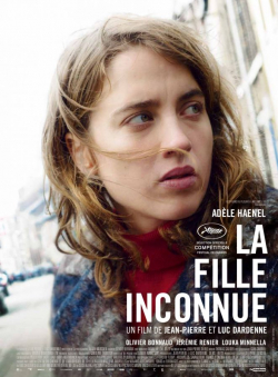 La fille inconnue movie cast and synopsis.