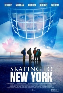 Skating to New York movie cast and synopsis.