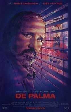 De Palma movie cast and synopsis.