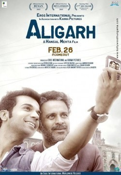 Aligarh movie cast and synopsis.