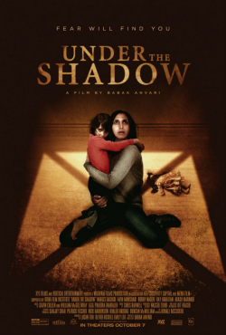 Under the Shadow movie cast and synopsis.