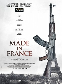 Made in France movie cast and synopsis.