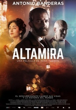 Altamira movie cast and synopsis.