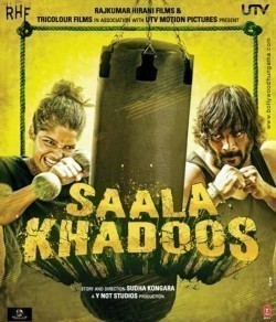 Saala Khadoos movie cast and synopsis.