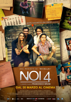Noi 4 movie cast and synopsis.