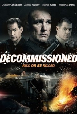 Decommissioned movie cast and synopsis.
