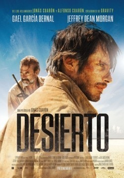Desierto movie cast and synopsis.