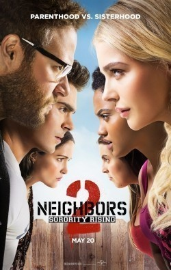 Another movie Neighbors 2: Sorority Rising of the director Nicholas Stoller.