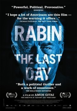 Rabin, the Last Day movie cast and synopsis.