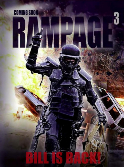 Rampage: President Down movie cast and synopsis.