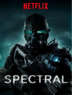 Spectral movie cast and synopsis.