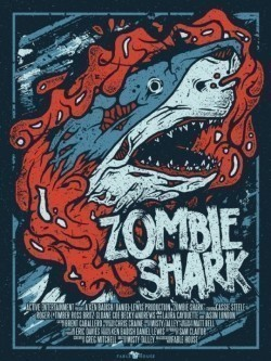 Zombie Shark movie cast and synopsis.
