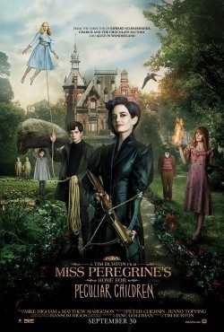 Miss Peregrine's Home for Peculiar Children movie cast and synopsis.
