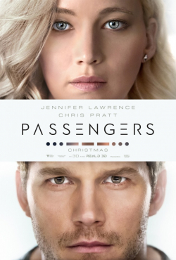 Passengers movie cast and synopsis.