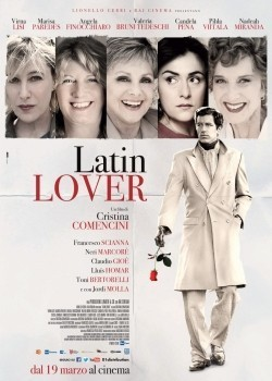 Latin Lover movie cast and synopsis.